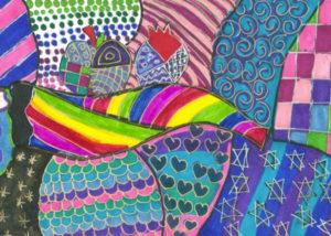 Tribute Card - Rosh Hashanah - Rosh Hashanah